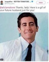Alicia Malone husband