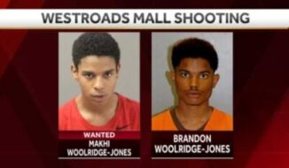 Makhi Woolridge Jones and Brandon Woolridge Jones