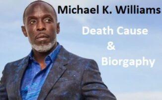 Michael K. Williams